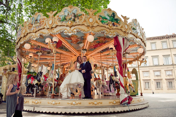 Sometimes you have to be more than a wedding planner…Lucca Wedding