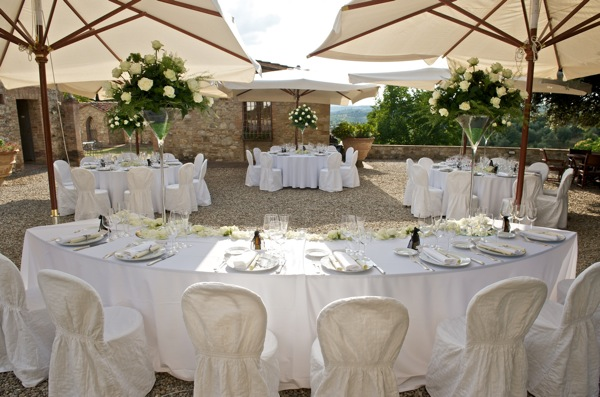 Villa Catignano, wedding venue Siena