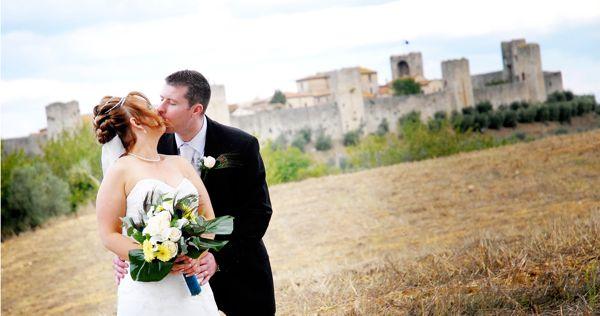 Wedding Monteriggioni