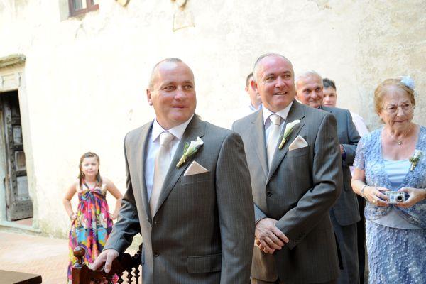 Wedding Certaldo, Palazzo Pretorio