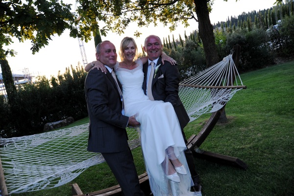 Tenuta Quadrifolgio, Gambasse Terme, wedding venue