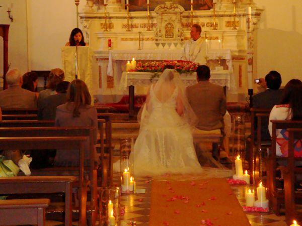 Religious wedding, Siena, Tuscany