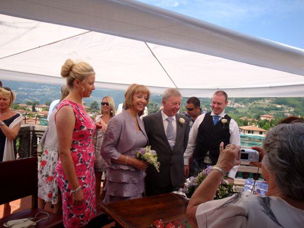 Wedding venue, Barga, Tuscany
