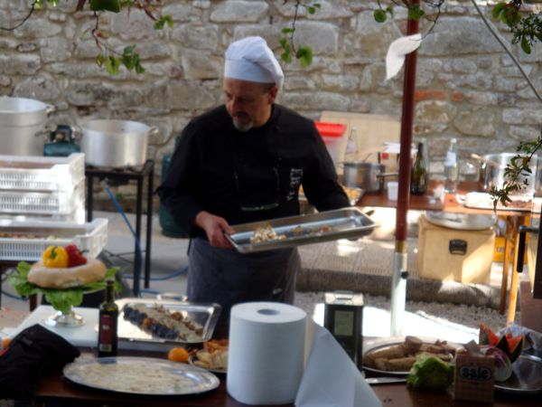 Wedding Catering, Tuscany