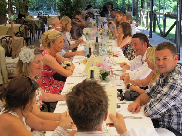 Wedding reception, il Pozzo Tuscany