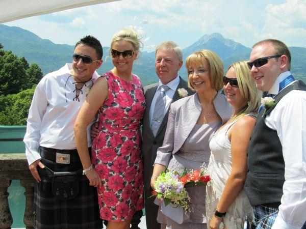 Barga Wedding, Tuscany.