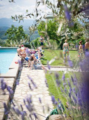 Tuscan Wedding, Loro Ciuffenna