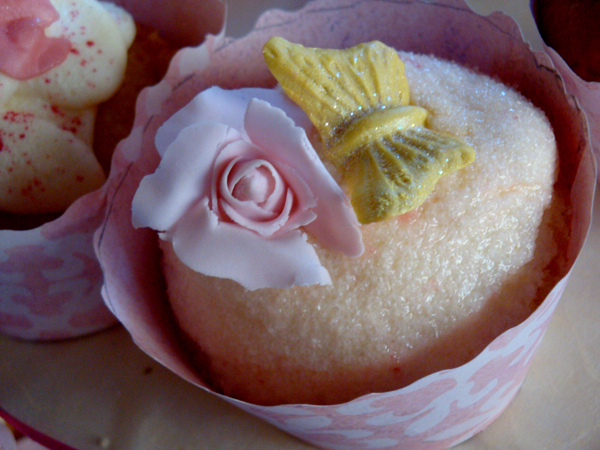 Cup Cakes, wedding Tuscany