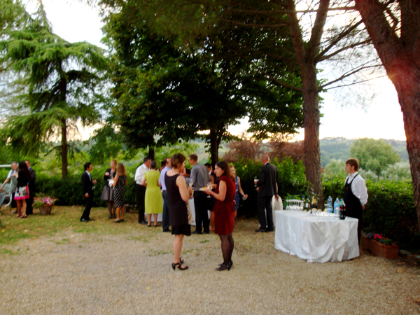 Siena Wedding, Podere Le Vigne.