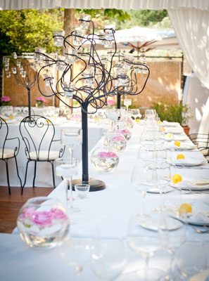 Wedding Flowers, Tuscany