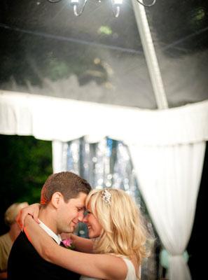 wedding Tuscany, First dance