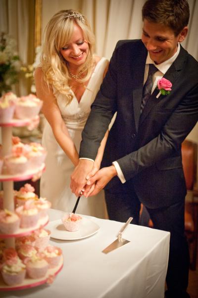 wedding cake, Tuscany.