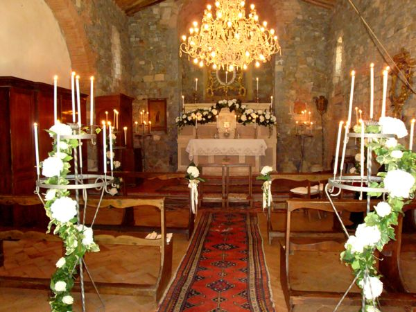 Tuscany Wedding Chapel