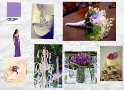 Lilac wedding mood board, tuscany wedding, tuscany wedding planner