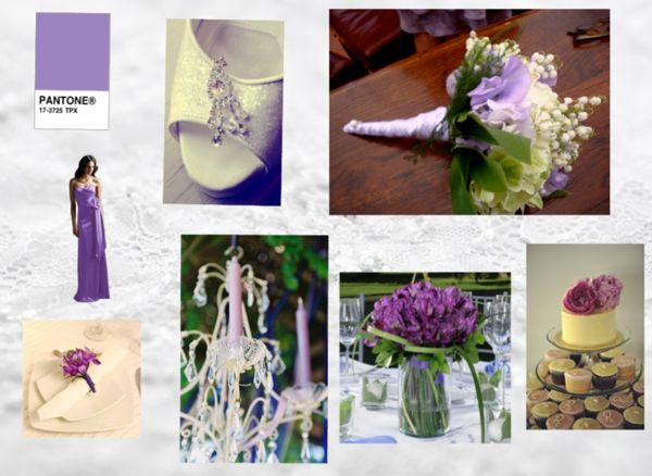 Lilac wedding mood board, tuscany wedding, tuscany wedding planner