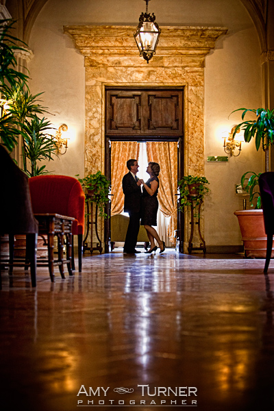 Wedding vow renewal ceremony, Siena, Grand Continental Hotel Siena, Tuscany