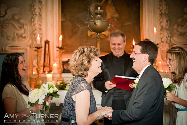 Wedding vow renewal ceremony, Siena wedding planner, Montestigliano.