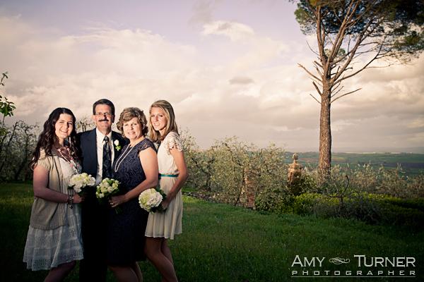 Wedding vow renewal ceremony, Tuscany wedding planner, Siena, Tuscany, wedding photographer.