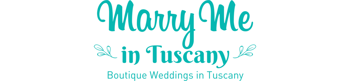 Marry Me in Tuscany