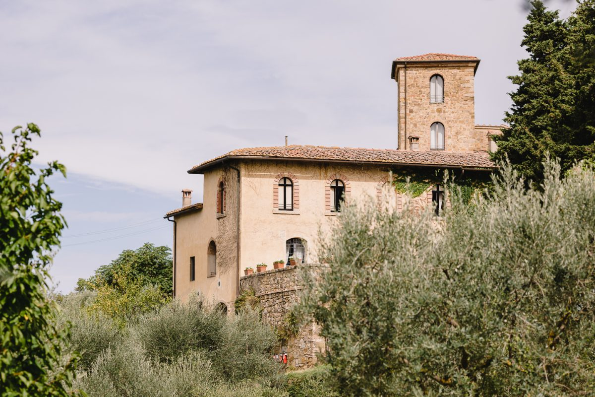 Wedding in Tuscany Toli & Joelle