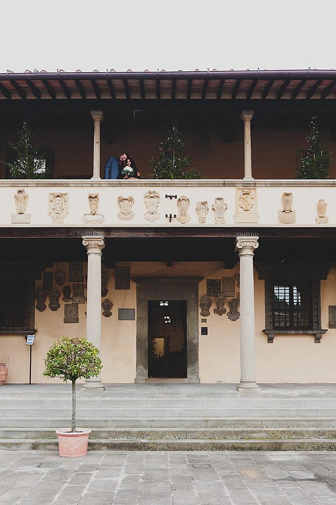 Fiesole's terrazza