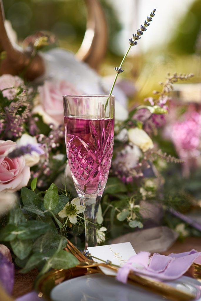 Bride choice, Cosmopolitan cocktail!
