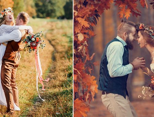 Getting married in tuscany in fall